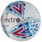 Мяч футбольный MITRE DELTA HYPERSEAM FIFA QUALITY PRO EFL Английская Футбольная Лига сезон 2017-18 размер 5 5