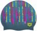 1E368  Arena  шапочка для плавания PRINT 2 8