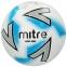 Мяч футбольный MITRE IMPEL MAX HP термосклейка L30P бел/сер/син размер 5 2