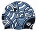 1E368  Arena  шапочка для плавания PRINT 2 5