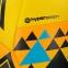 Мяч футбольный MITRE ULTIMATCH HYPERSEAM L20P желт/оранж/син размер 5 2