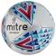Мяч футбольный MITRE DELTA REPLICA L30P EFL бел/син/красн размер 5 3