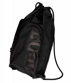 002494 Arena сумка TEAM SACK ALL-BLACK