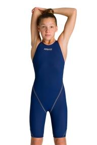 2A956 Arena костюм для плавания PWSKIN ST 2.0 FBSLOB JR navy