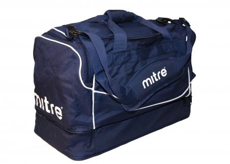 Спортивная сумка с жёстким дном ENDEAVOUR т-синяя