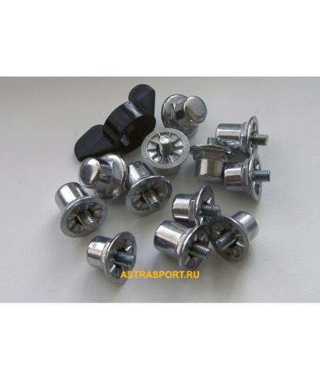 Шипы сменные алюминиевые MITRE