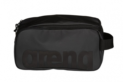 002535 Arena сумка TEAM POCKET BAG ALL-BLACK