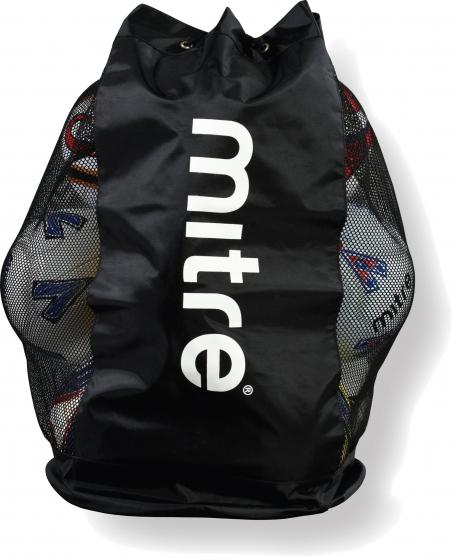 Мешок с сеткой MITRE для 12-ти мячей