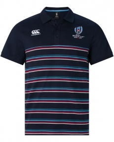Рубашка-поло Canterbury RWC COTTON JERSEY POLO