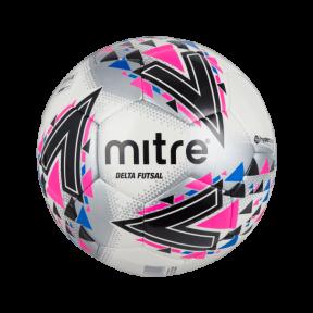 Мяч футзальный MITRE DELTA FUTSAL HYPERSEAM 32P FIFA PRO размер 4