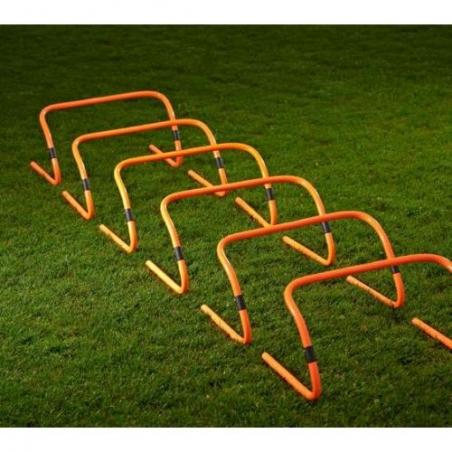 Набор регулируемых барьеров MITRE для тренировок 6 шт