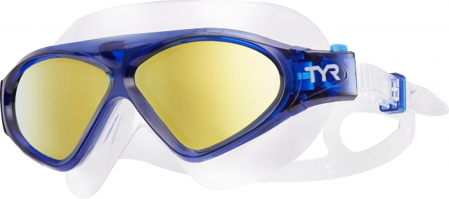 Маска для плавания TYR Magna Swim Mask Polarized