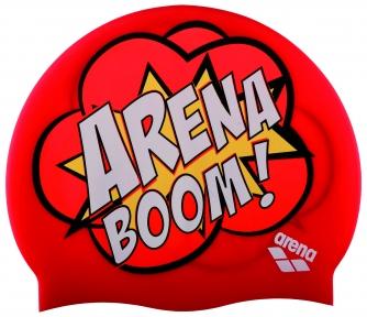 1E368  Arena  шапочка для плавания PRINT 2