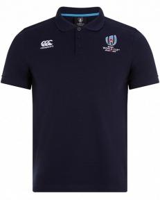 Рубашка-поло Canterbury RWC COTTON PIQUE POLO