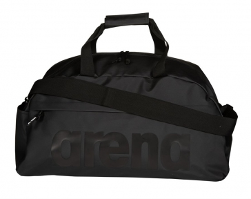 002479 Arena сумка TEAM DUFFLE 40 ALL-BLACK