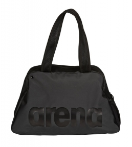 002435 Arena сумка FAST SHOULDER BAG ALL-BLACK