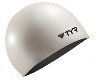 Шапочка плавательная TYR Silicone Reversible Cap
