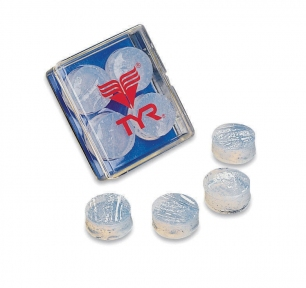 Беруши для бассейна TYR Soft Silicone Ear Plugs
