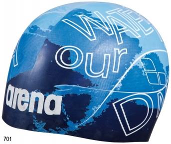 1E774 Arena шапочка для плавания POOLISH MOULDED 18