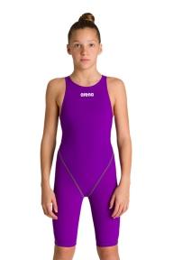 2A956 Arena костюм для плавания PWSKIN ST 2.0 FBSLOB JR purple