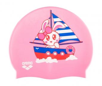 94171 Arena шапка для плавания PRINT JR 19/20