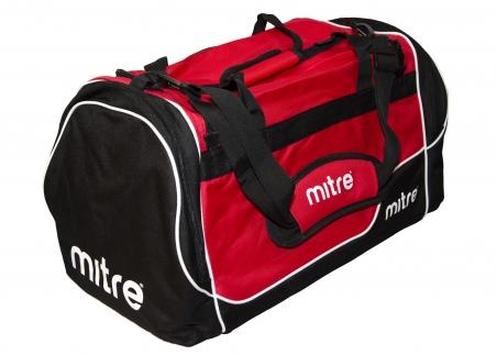 Спортивная сумка игрока STRIKER красная