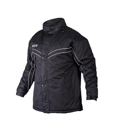 Куртка утепленная MITRE Tornado черн Юниор(JR)