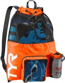 Рюкзак для аксессуаров TYR Big Mesh Mummy Backpack