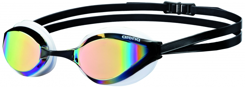 1E763  Arena  очки для плавания PYTHON MIRROR