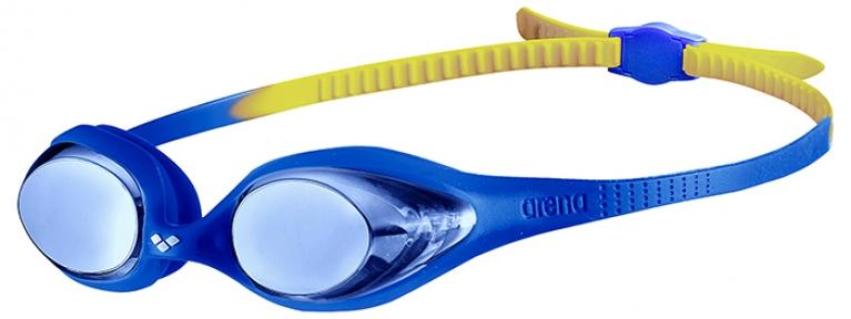 1E362  Arena  очки для плавания SPIDER JR MIRROR (6-12лет)