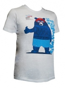 ВФП футболка «МИШКА, НЕ ПОРА ЛИ НАМ ПОПЛАВАТЬ»