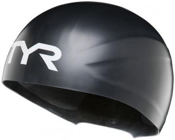 Шапочка плавательная TYR Wall-Breaker Silicone Race Cap