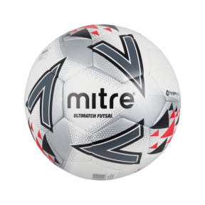 Мяч футзальный MITRE ULTIMATCH FUTSAL HYPERSEAM IMS 30P размер 4