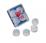 Беруши для бассейна TYR Soft Silicone Ear Plugs
