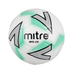 Мяч футбольный MITRE IMPEL LITE 290 бел/зел размер 4