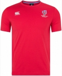 Футболка Canterbury RWC COTTON JERSEY TEE