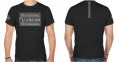 ВФП футболка «АКУЛА» чёрная