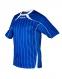 Футболка игровая MITRE Modena синяя