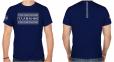 ВФП футболка «БАРРАКУДА» тёмно-синяя