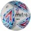 Мяч футбольный MITRE DELTA HYPERSEAM FIFA QUALITY PRO EFL Английская Футбольная Лига сезон 2017-18 размер 5