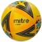 Мяч футбольный MITRE ULTIMATCH HYPERSEAM L20P желт/оранж/син размер 5